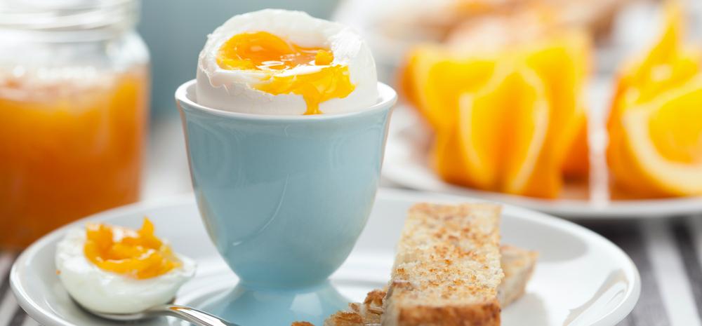 næringsindhold i æg