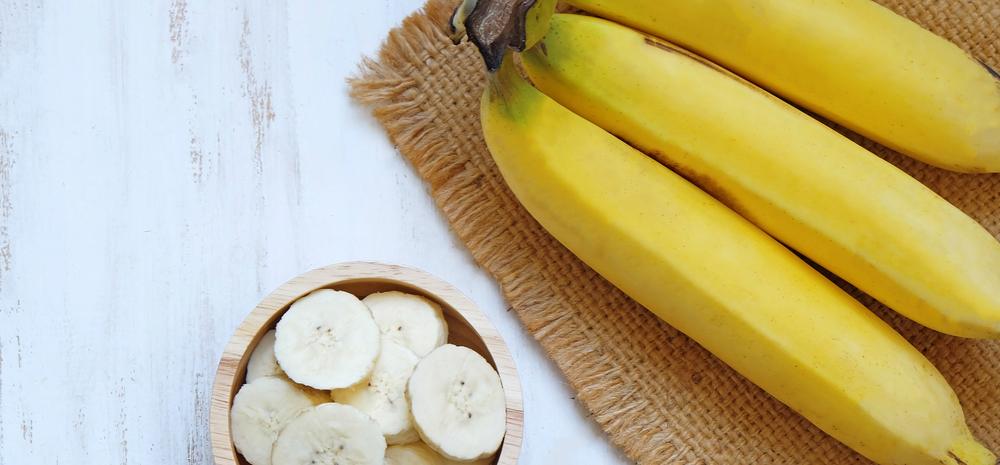 kalorier banan utan skal