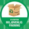 Miljøvenlig Pakning mærket